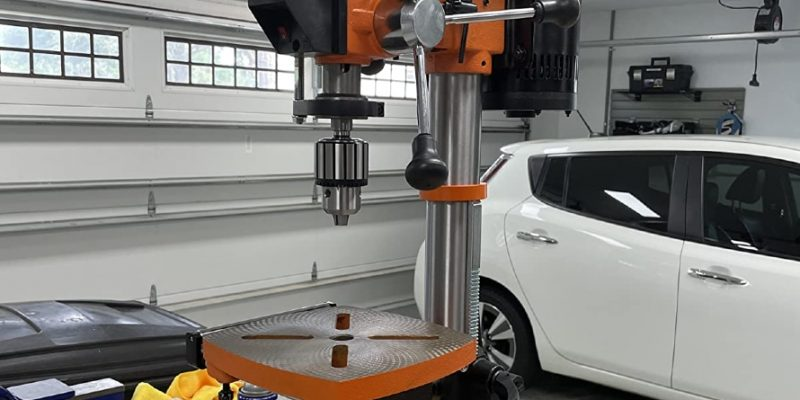 Best Drill Press for Metal to Bring Your Workshop to a New Level