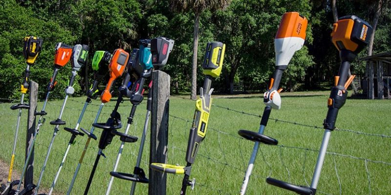 Best Battery String Trimmer to Purchase on Amazon