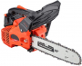 Wakects Gas Powered Chainsaw, Professional Handheld Gasoline Chainsaw Wood Cutting Grindling Machine with Tool Kit